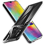 VGUARD Funda Carcasa Gel Transparente para Samsung Galaxy M20, Ultra Fina 0,33mm, Silicona TPU de Alta Resistencia y Flexibilidad para Samsung Galaxy M20