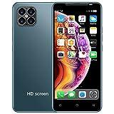 3G Móviles y Smartphones Libres, 5.5 Pulgadas Android Telefonos Moviles,Dual SIM Dual Standby, Dual CameraTelefono Celular (IP12-Navy Blue)