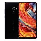 Xiaomi Mi MIX 2 - Smartphone de 6.44' (procesador Octa-core Snapdragon 625, memoria interna de 6 GB RAM, 64 GB ROM, 5300 mAh), color negro [versión española]