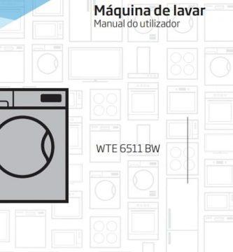 beko wte6511bw manual