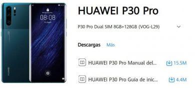 huawei mate p30 pro manual.