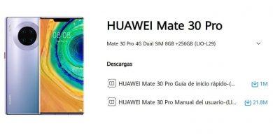 huawei mate 30 pro manual pdf