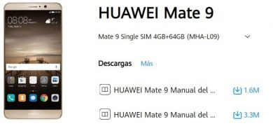 manual de instrucciones huawei mate 9 en español pdf