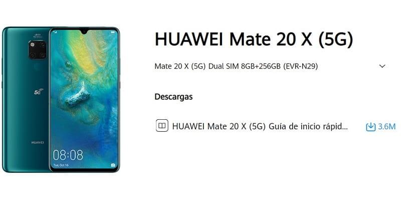 huawei mate 20 x 5g manual pdf.