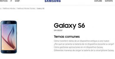 manual de instrucciones samsung galaxy s6 en español pdf.