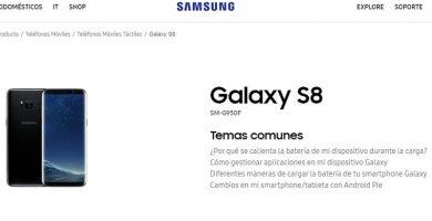 manual samsung galaxy s8 en español.