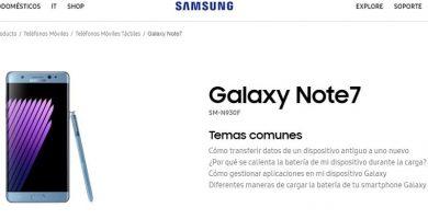 manual de samsung galaxy note 7 en español pdf.