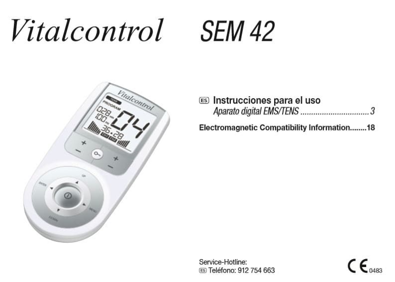 manual vitalcontrol sem 42 pdf.