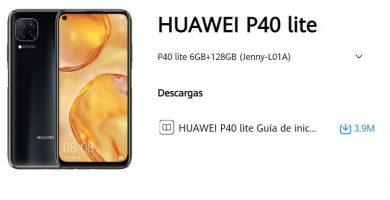 manual de usuario huawei p40 lite en español pdf.