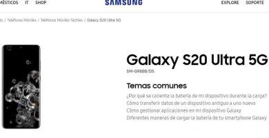 manual de usuario samsung galaxy s20 ultra español pdf.