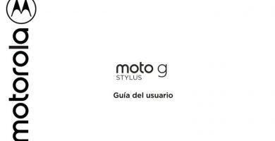 manual del moto g stylus español pdf.