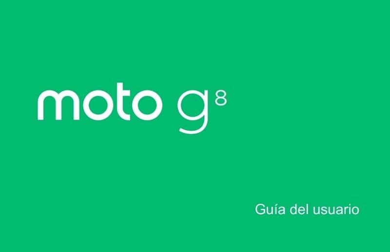 manual de usuario moto g8 español pdf