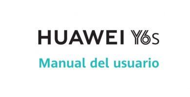 manual de instrucciones huawei y6s pdf
