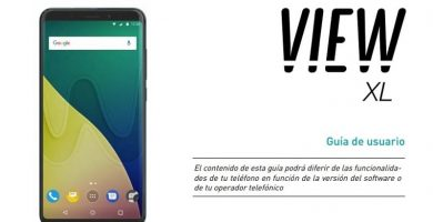 manual de usuario wiko view xl.