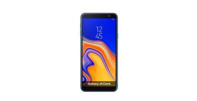 manual samsung galaxy j4 core