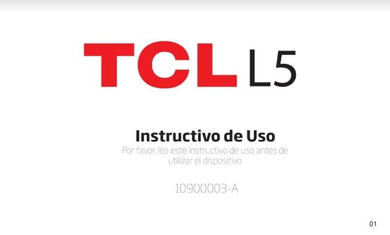 manual tcl l5 castellano pdf.