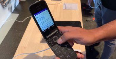 Manual De Usuario Nokia 2720 Flip 4G Español PDF.