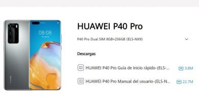 manual de usuario huawei p40 pro pdf.