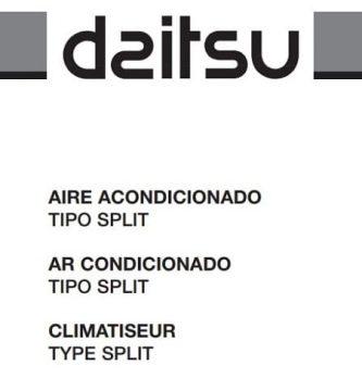 DAITSU ASD12U pdf.