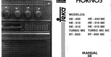 Teka HT-490 ME pdf.