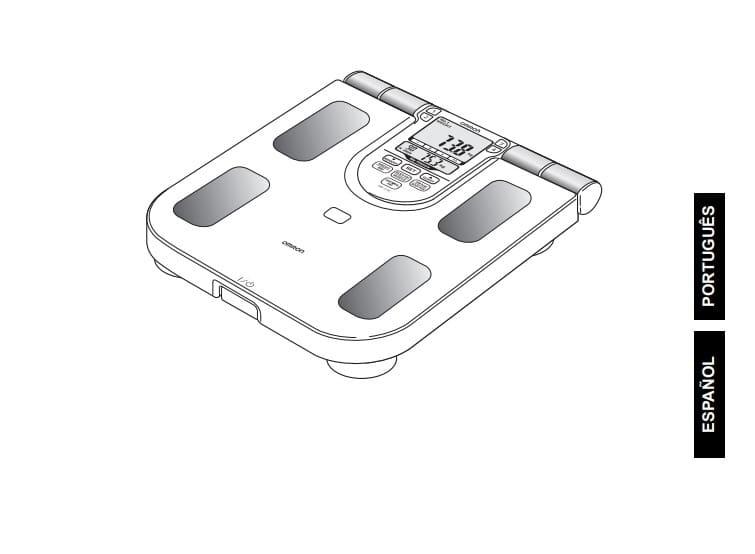 Balanza HBF-514C pdf.