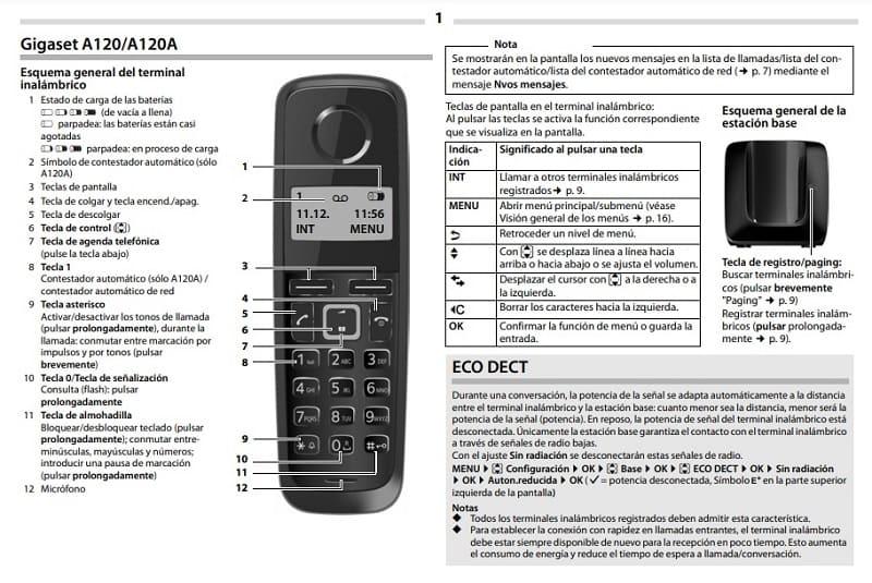 Gigaset A120 pdf.