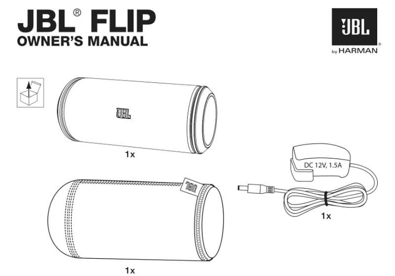 manual jbl flip.