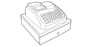 guía Olivetti ECR 7700 pdf.