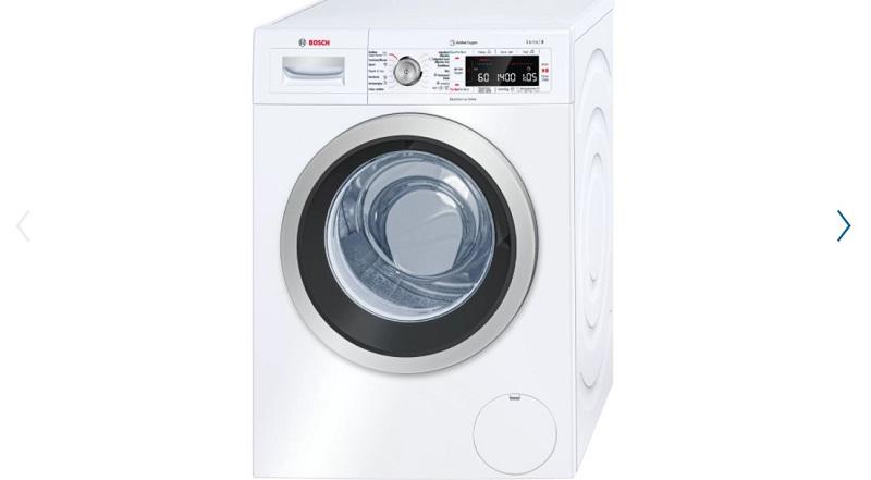 manual lavadora WAW28740ES en pdf.