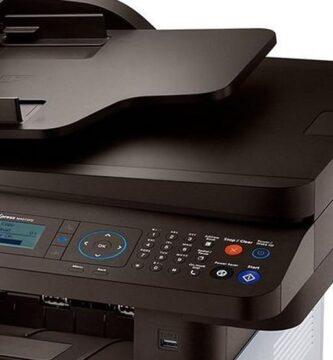 Samsung SL-M4072FD impresora manual pdf.