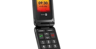 Doro Phone Easy 409 gsm PDF.