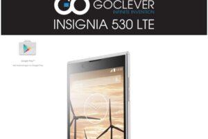 Guía GoClever Insignia 530.