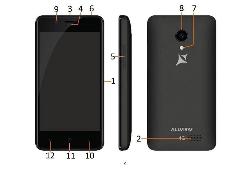 Allview P4PRO pdf.
