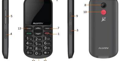 Allview D1 Senior pdf.